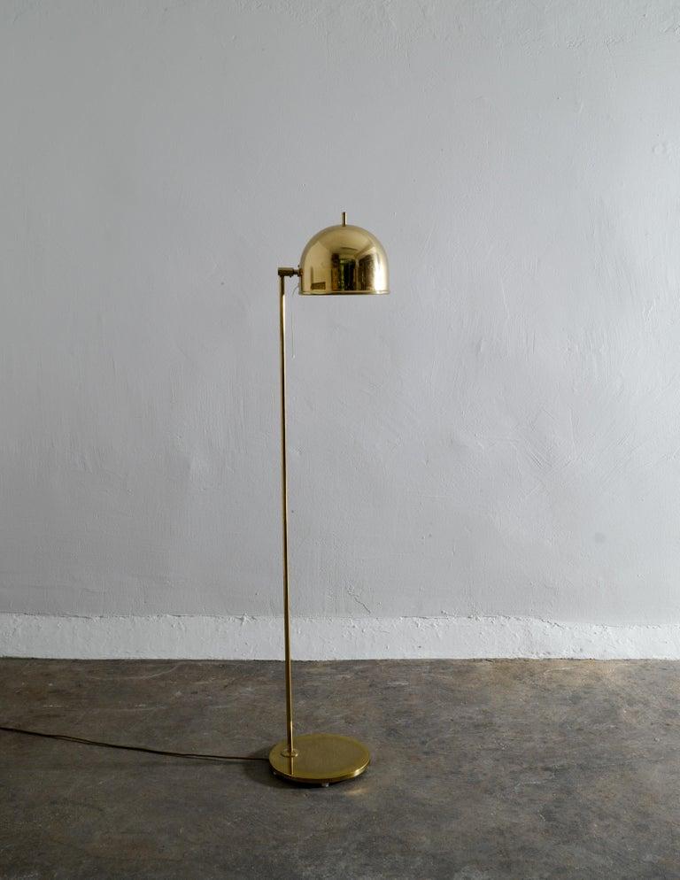 Rare floor lamp model