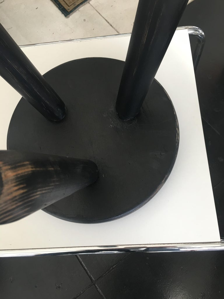 Berger Stool by Charlotte Perriand In Good Condition For Sale In Los Angeles, CA