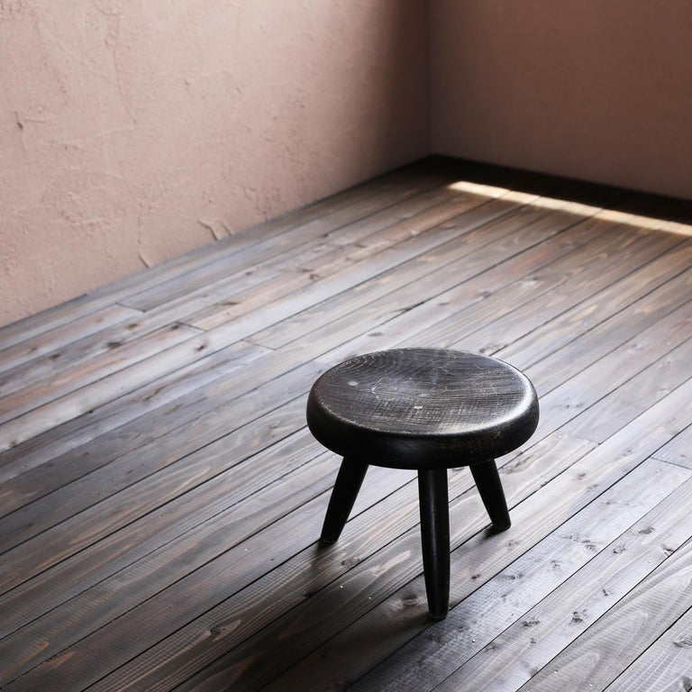 Berger Stool by Charlotte Perriand 1
