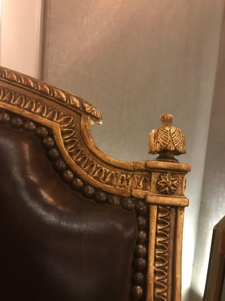 French Bergère For Sale