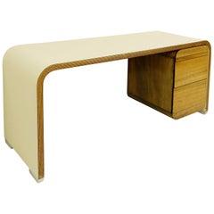 Bergwood White Desk