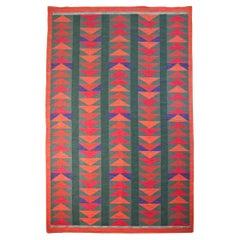 Fabric Russian and Scandinavian Rugs