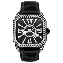 Berkeley Diamond Knight 43 Berkeley 40 Luxury Diamond Watch for Men and Women