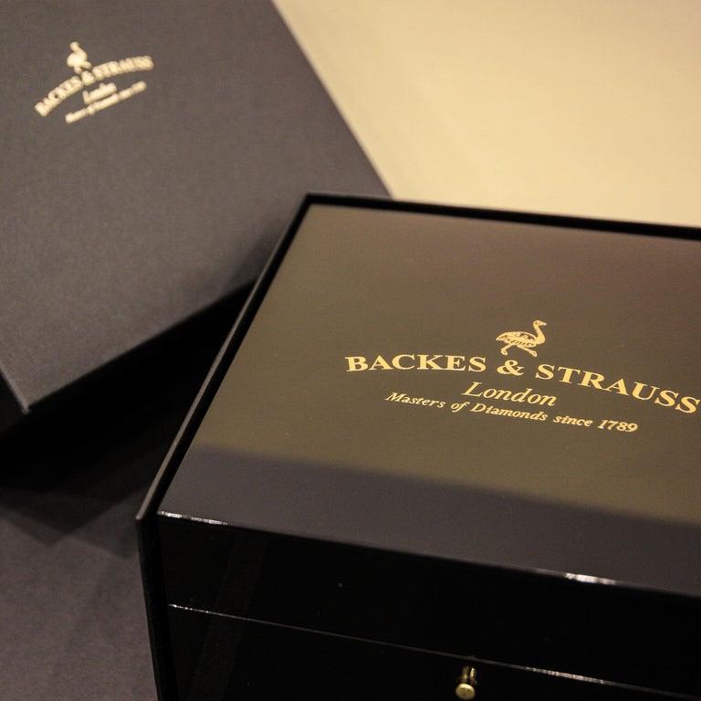 Berkeley Renaissance 43 Luxury Diamond Watch for Men, 18 Karat Rose Gold In New Condition For Sale In LONDON, GB