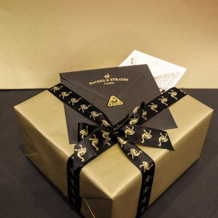 Berkeley Renaissance 43 Luxury Diamond Watch for Men, 18 Karat Rose Gold For Sale 1