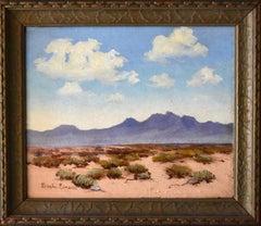 """West Texas Desert""    El Paso Artist"