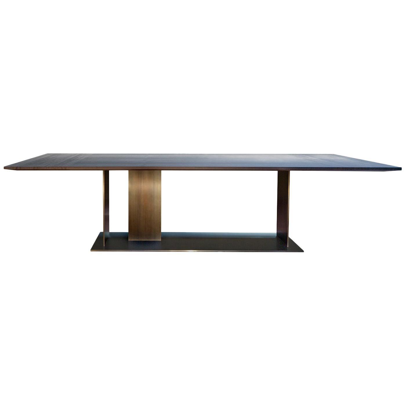Berlino Rectangular Table by Bosco Fair