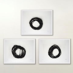 Grib - Contemporary, 21st Century, Etching, Black, Limited Edition, Portfolio