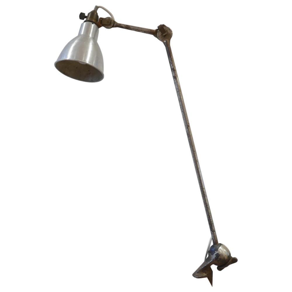 Bernard-Albin Gras Model 201 Clamp Lamp
