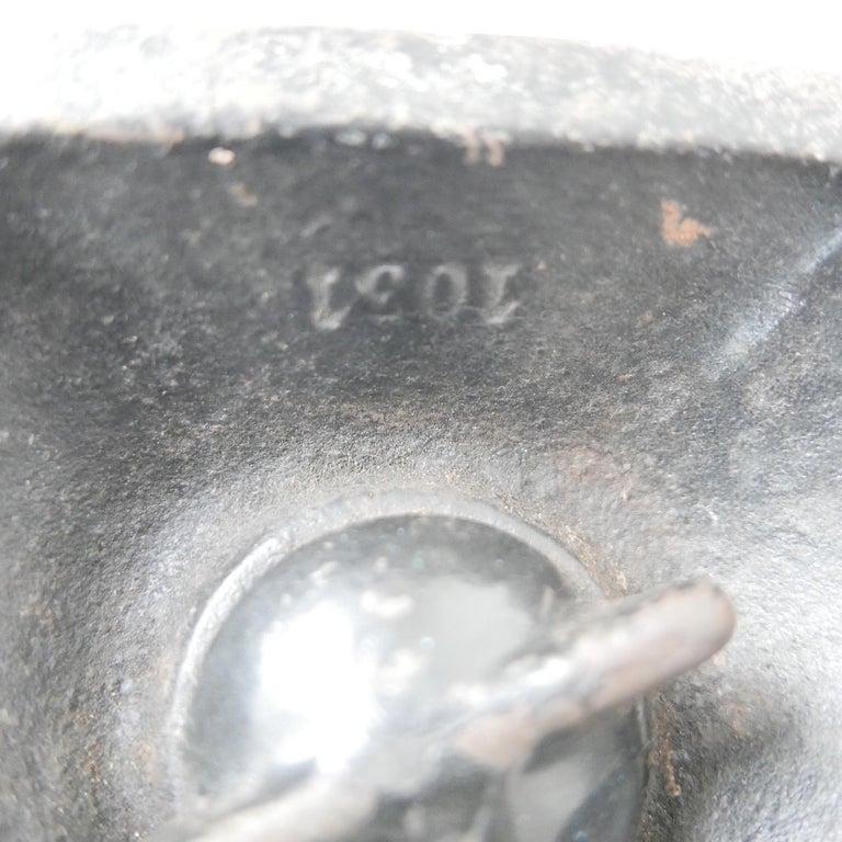 Bernard-Albin Gras Table Lamp Model 205 'Black' 1