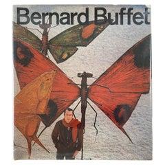 Bernard Buffet Coffee Table Art Collector Book, 1966