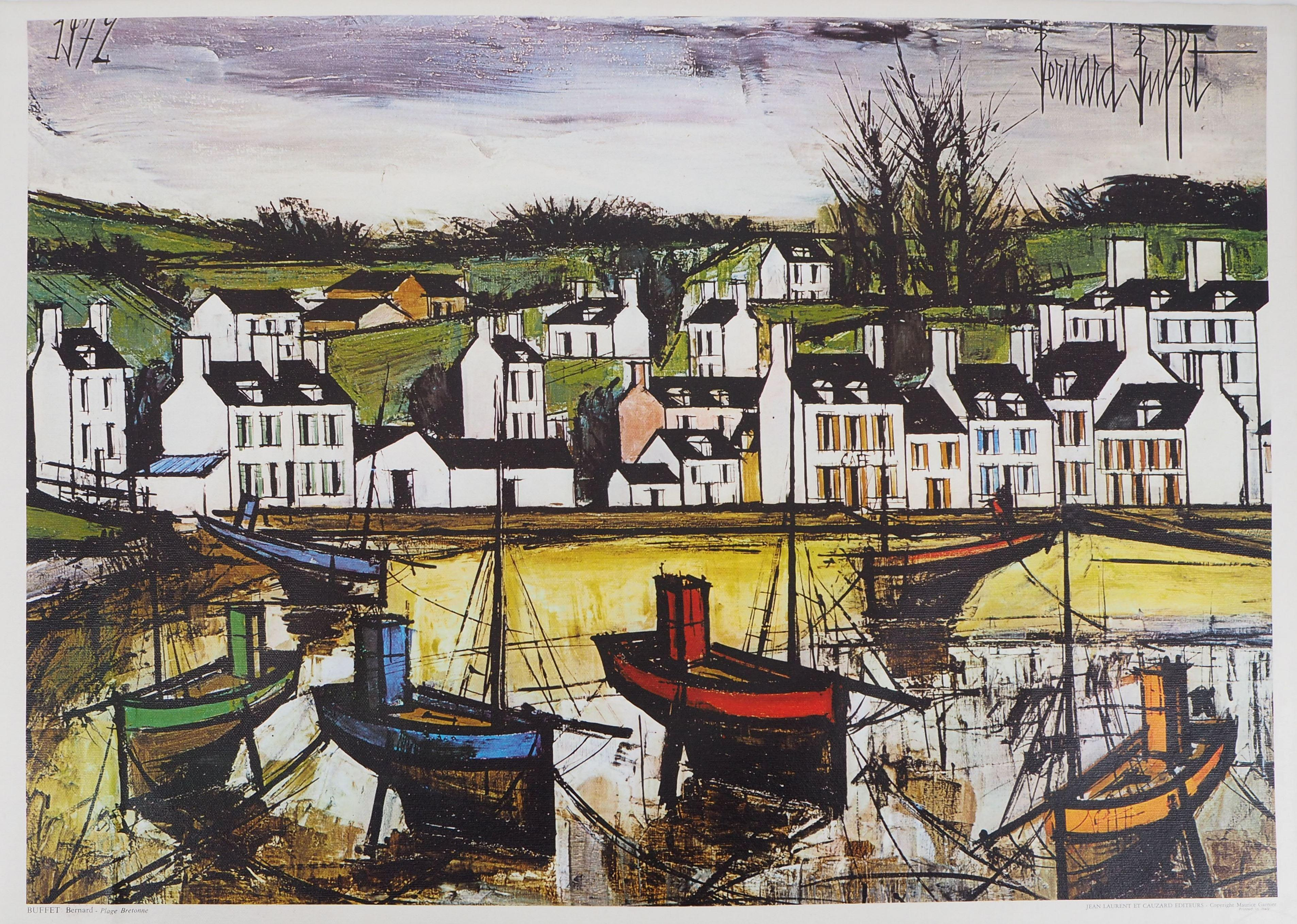 Remarkable Bernard Buffet Art 66 For Sale At 1Stdibs Download Free Architecture Designs Scobabritishbridgeorg