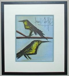 Bird Couple (frontispiece)
