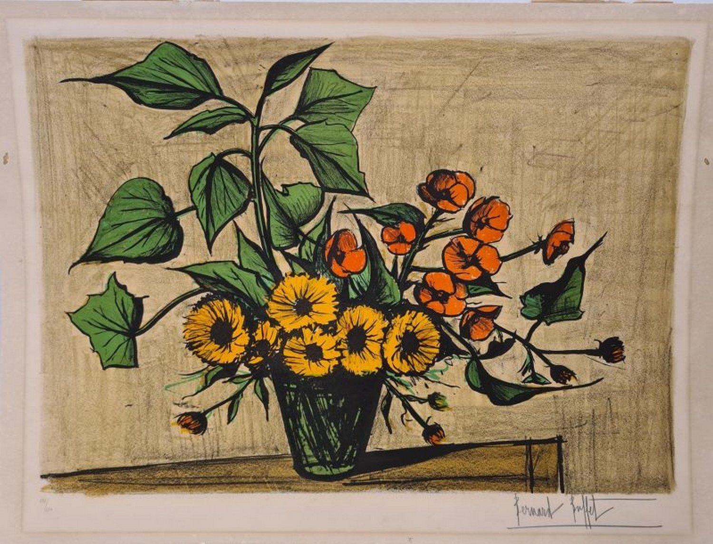 Bouquet of marigolds