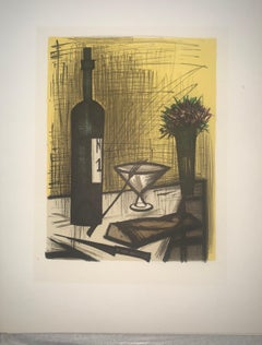 Paris,L'Ile Saint-Louis - Color Lithograph - Bernard Buffet