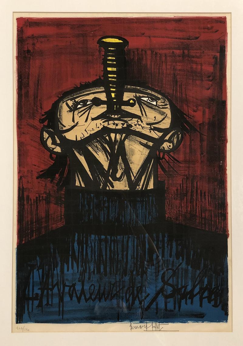 The Sword Swallower, from: My Circus  L'avaleur de sabre: Mon cirque, 1968