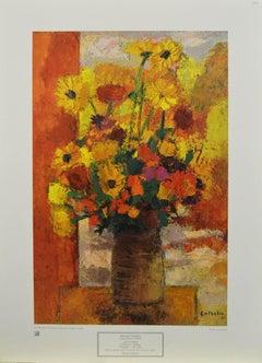 """Autumn"" Poster. New York Graphic Society. Printed in Switzerland."