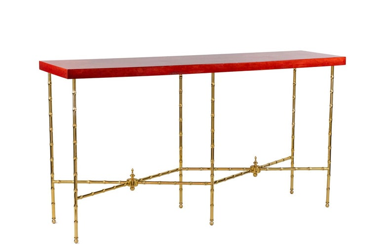 Bernard Dunand, signed.