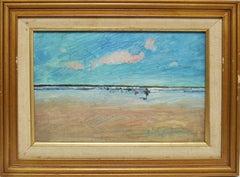 Modernist Beach View by Bernard Lennon