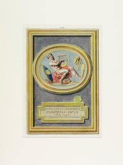 Achilles Cytharoedus, Pamphili Opus