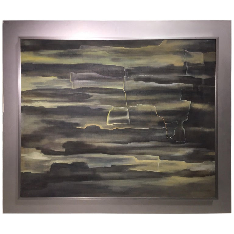 Bernard Saby, Abstract Composition, circa 1965 For Sale