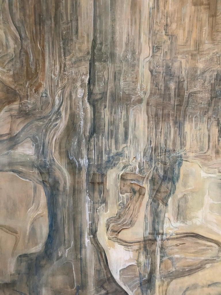 Canvas Bernard Saby,