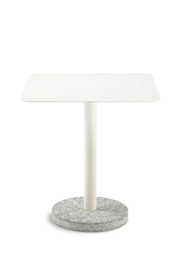 Italian Bernardo 353 Outdoor Side Table by Rodolfo Dordoni For Sale