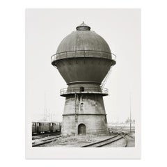 Trier-Ehrang, Silver Gelatine Print, Black and White Photography, Conceptual Art