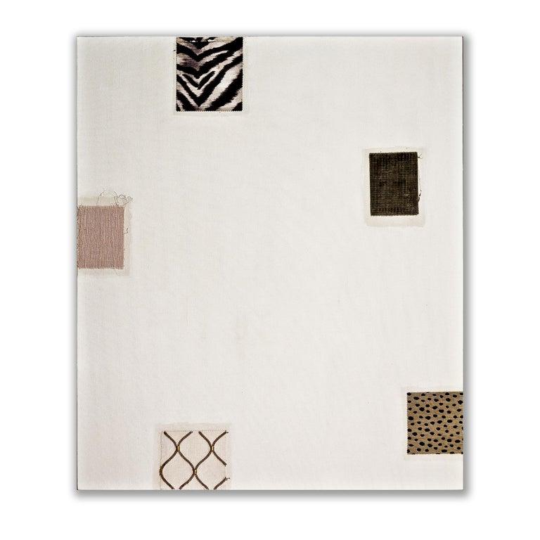 Towards Stillness 2674 - Mixed Media Art by Bernd Haussmann