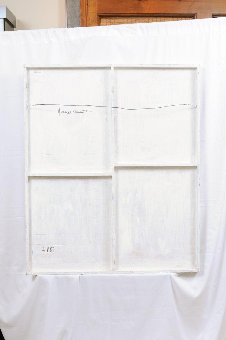 Bernd Haussmann, My Sceret Work Series, Abstract, #1187 For Sale 8
