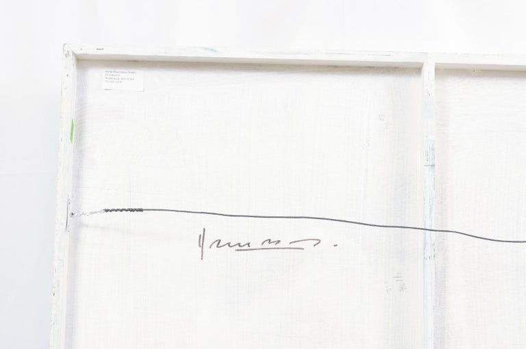 Bernd Haussmann, My Sceret Work Series, Abstract, #1187 For Sale 9