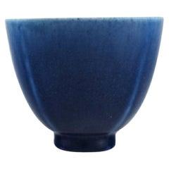 Berndt Friberg for Gustavsberg, Selecta Bowl in Glazed Ceramics