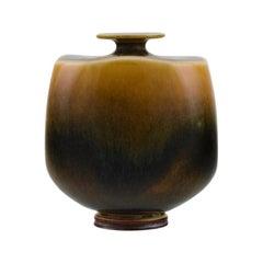 Berndt Friberg for Gustavsberg Studiohand. Miniature Vase