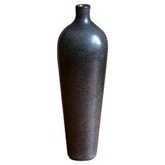 Berndt Friberg, Vase, Glazed Stoneware, Gustavsberg, 1960s