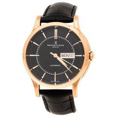 Bernhard H Mayer Chronos-Rose Gold Limited Edition Men's Wristwatch 42MM