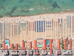 Versilia 04 (Tuscany, Italy), Aerial abstract photography