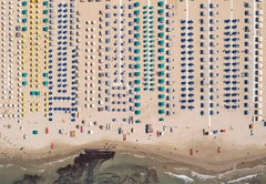 Versilia 05 (Tuscany, Italy), Aerial abstract photography