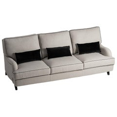 Bernini 3-Seat Sofa Couture Collection