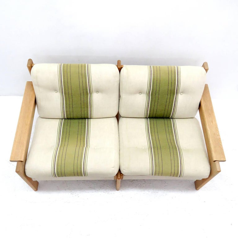 Bernt Petersen Two-Seat Sofa, 1970 For Sale 3