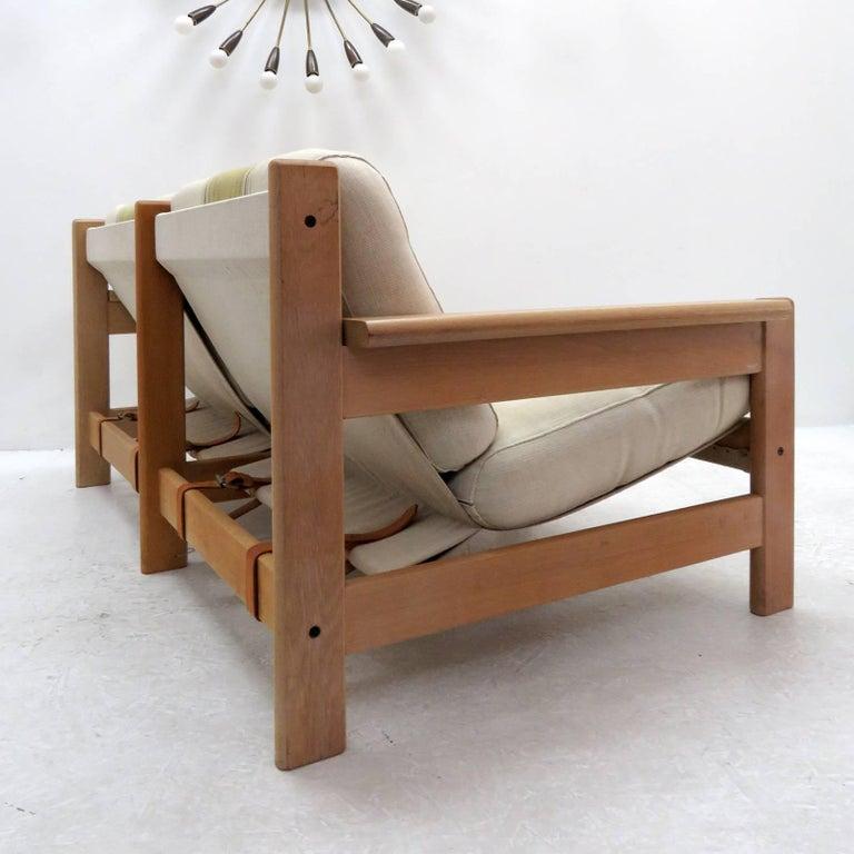 Danish Bernt Petersen Two-Seat Sofa, 1970 For Sale
