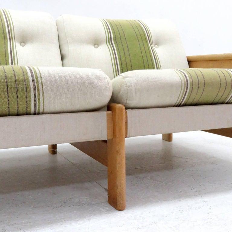 Bernt Petersen Two-Seat Sofa, 1970 For Sale 1