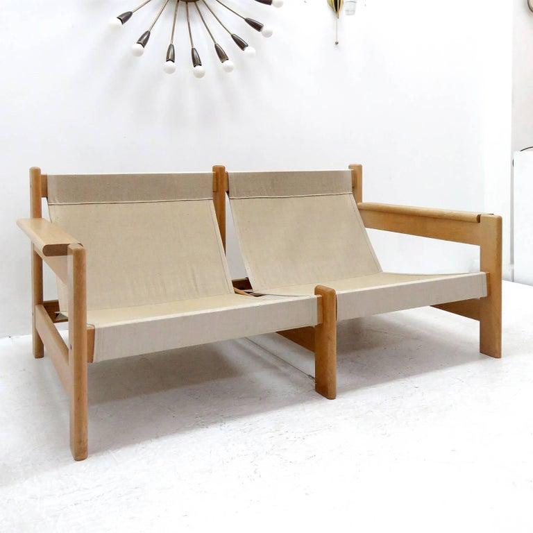 Bernt Petersen Two-Seat Sofa, 1970 For Sale 2
