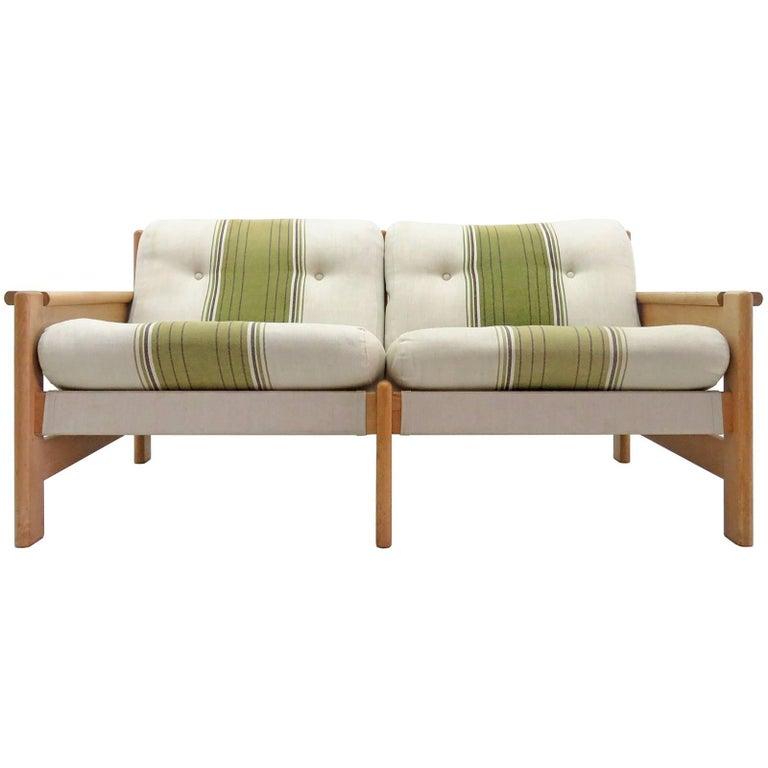 Bernt Petersen Two-Seat Sofa, 1970 For Sale