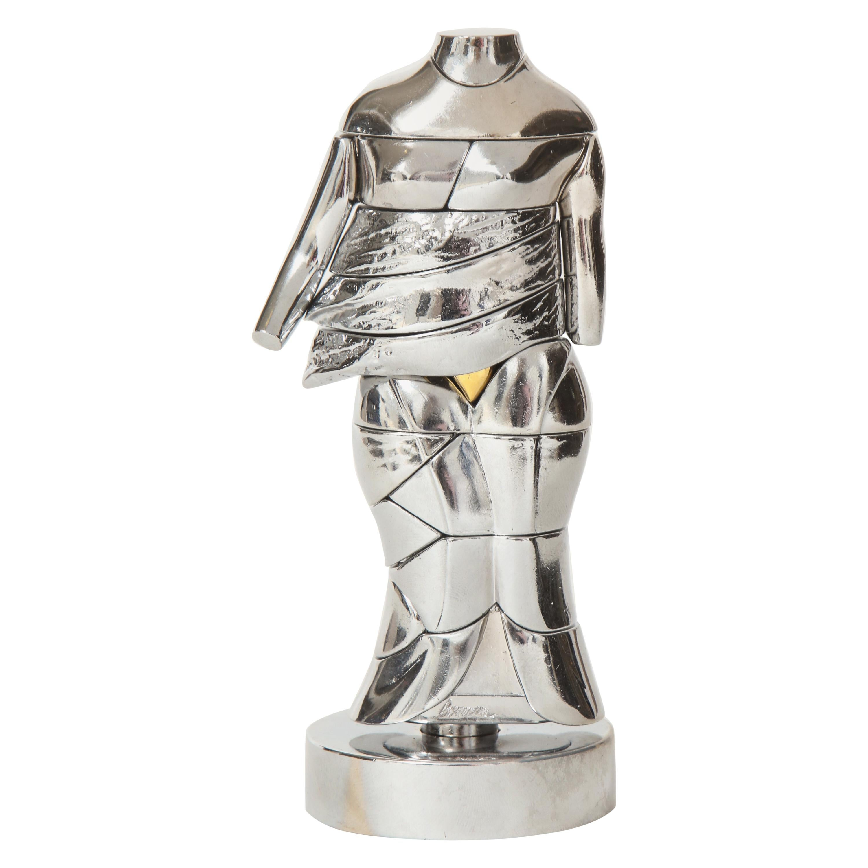 Berrocal Figural La Mini Cariatide Puzzle Sculpture
