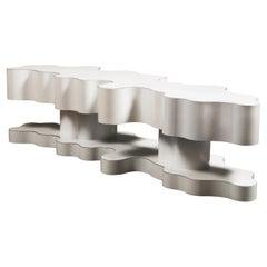 Bert Furnari Studio Abstract Pedestal Coffee Table