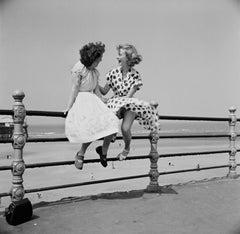Blackpool Railings - Bert Hardy