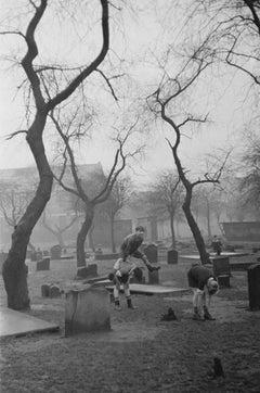 Graveyard Leapfrog