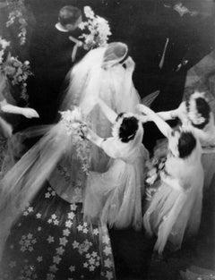 Royal Wedding, King George VI with the Bride, Princess Elizabeth - Bert Hardy