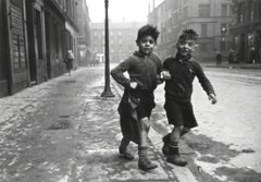 The Gorbals Boys, Glasgow - Bert Hardy (Black and White Photography)