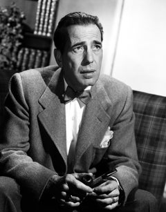 Humphrey Bogart Casablanca Movie Star News Fine Art Print